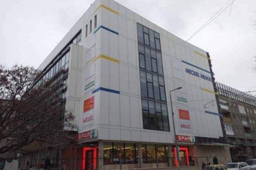 Pécs-Mecsek áruház